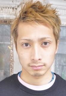 本田圭佑の髪型風 ベリーショートヘアスタイル