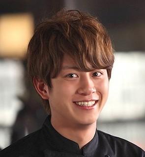 月9ドラマ『失恋ショコラティエ』溝端淳平くんのくせ毛風パーマショートヘアスタイル